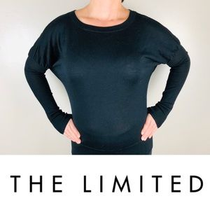 The Limited Black Sweater Size L
